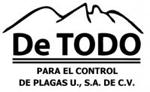 DE TODO PARA EL CONTROL DE PLAGAS URBANAS S. A. DE C. V.